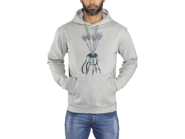 Edelrid Spotter Hoody Men grey